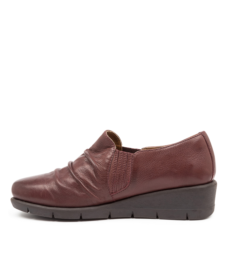 Buy Supersoft Master Su Bordo High Heels online with free shipping