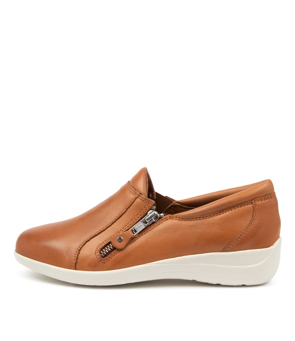 Buy Supersoft Billet Su Tan Flats online with free shipping