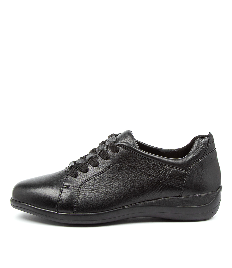 Buy Supersoft Bradee Su Black Flats online with free shipping