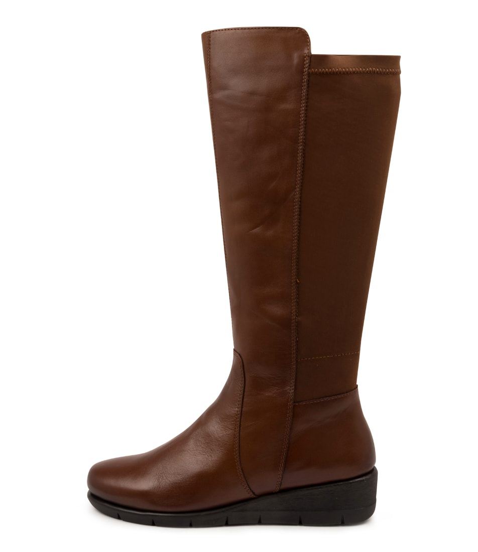 Buy Supersoft Marcelina Su Brandy Calf Boots online with free shipping