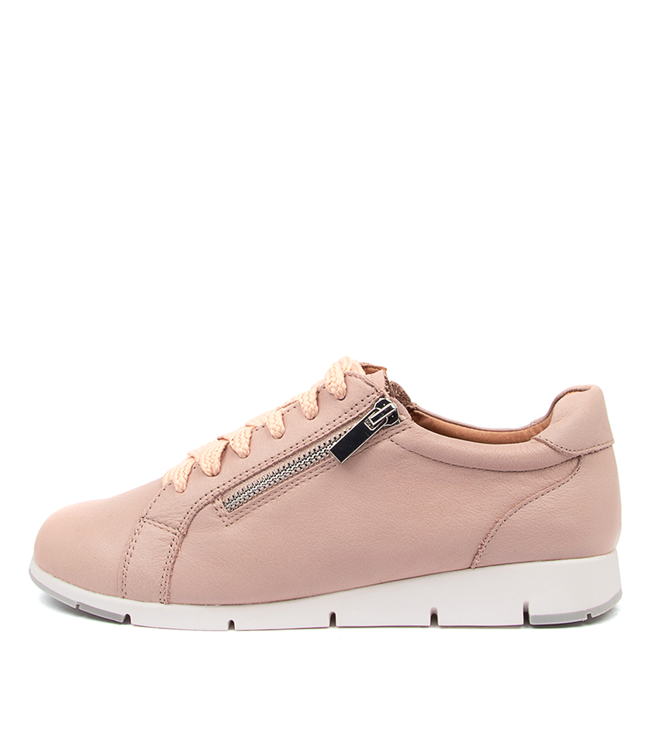 Buy Supersoft Gattaca Su Blush White Sol Sneakers online with free shipping
