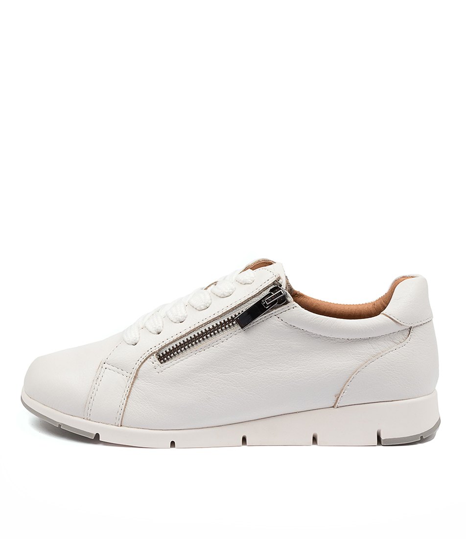 Buy Supersoft Gattaca Su White White Sole Sneakers online with free shipping