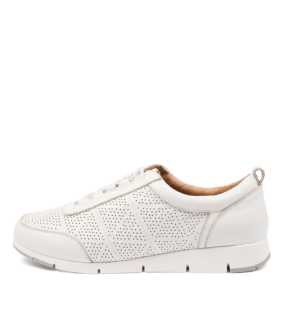 Buy Supersoft Gordon Su White White Sole Sneakers online with free shipping
