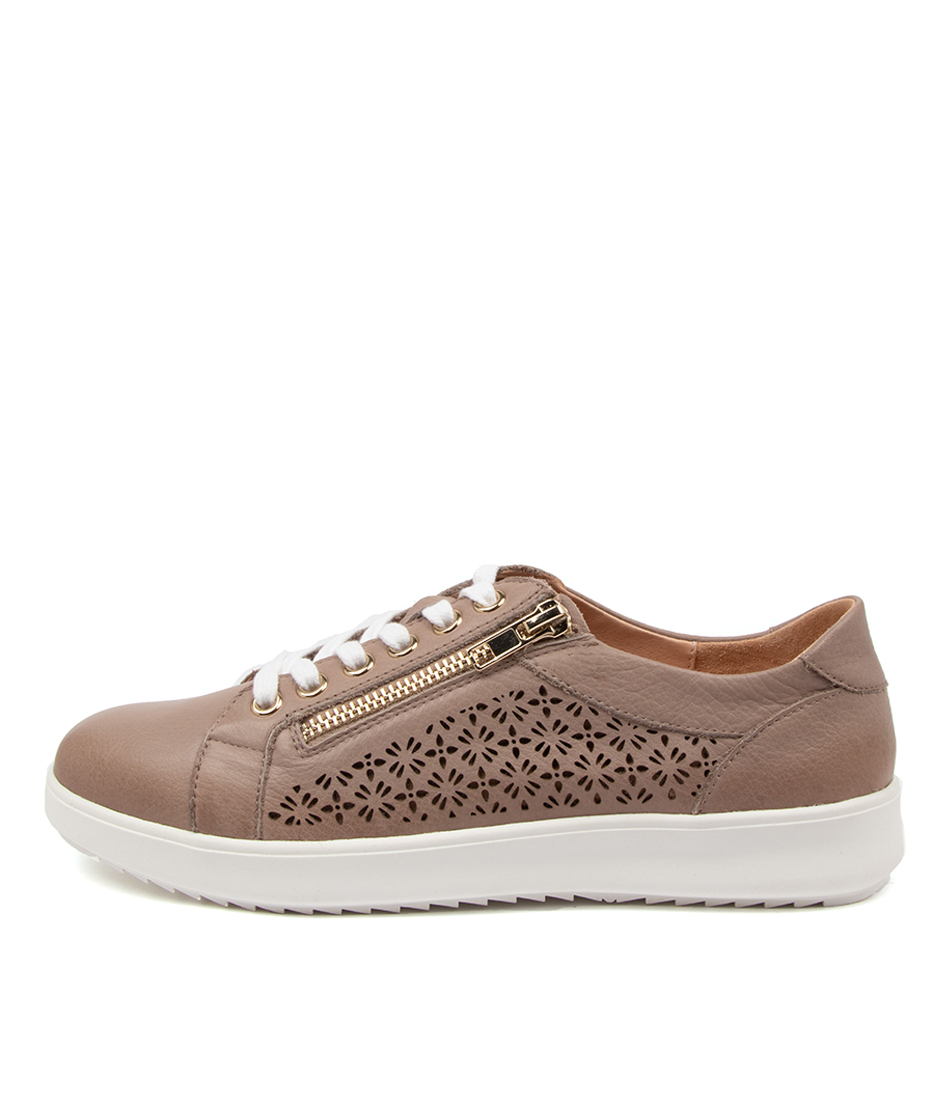 Buy Supersoft Zarina Su Blush White Sol Sneakers online with free shipping
