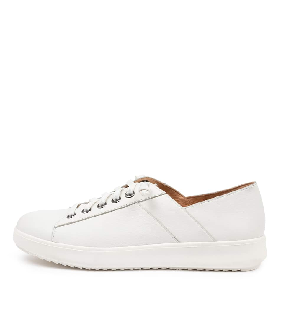 Buy Supersoft Zaylah Su White White Sole Sneakers online with free shipping