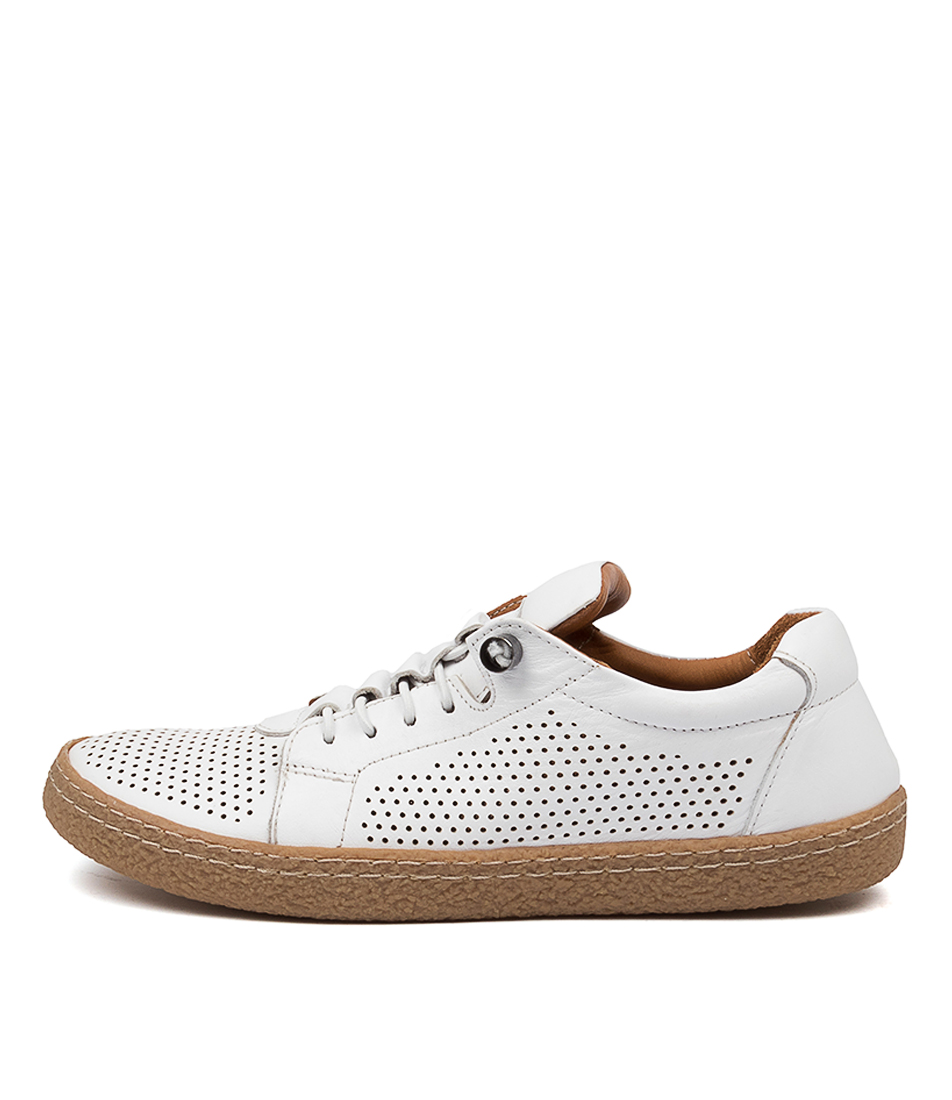 Buy Supersoft Haddie Su White Sneakers online with free shipping