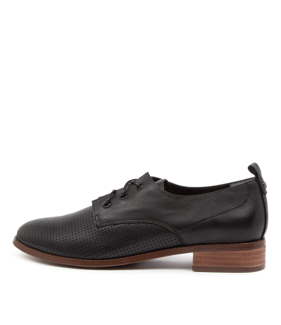 Buy Supersoft Babe2 Su Black Flats online with free shipping