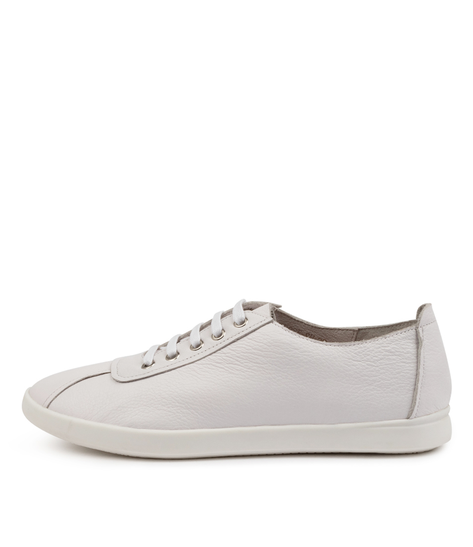 Buy Supersoft Annerose Su White Sneakers online with free shipping