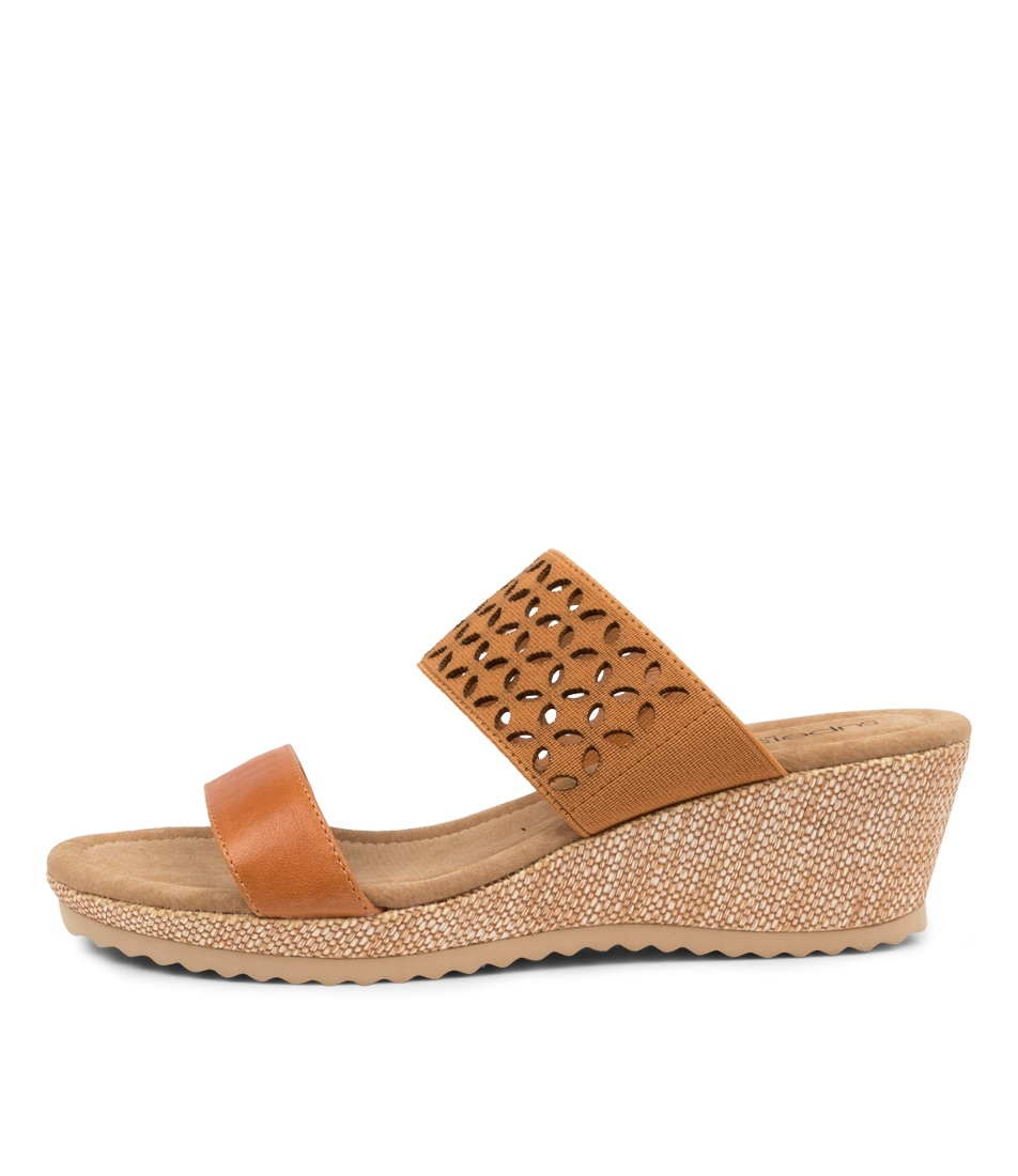 Buy Supersoft Brooke Su Tan Tan Heeled Sandals online with free shipping