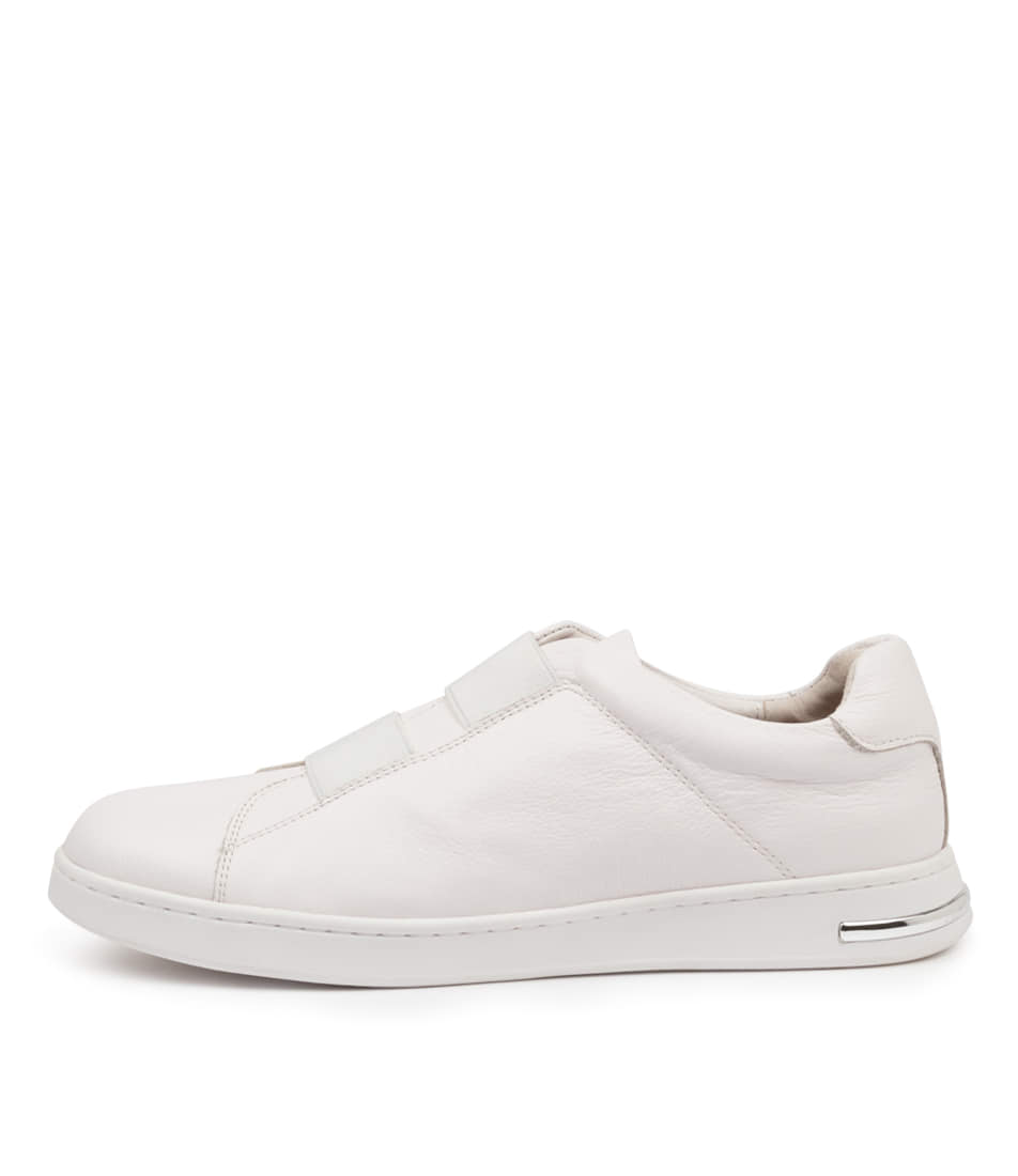 Buy Supersoft Canary Su White Sneakers online with free shipping
