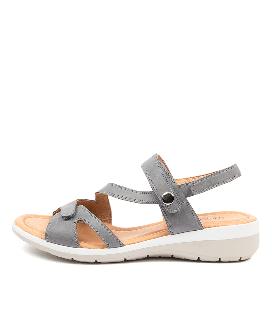 Buy Supersoft Fae Su Denim Flat Sandals online with free shipping