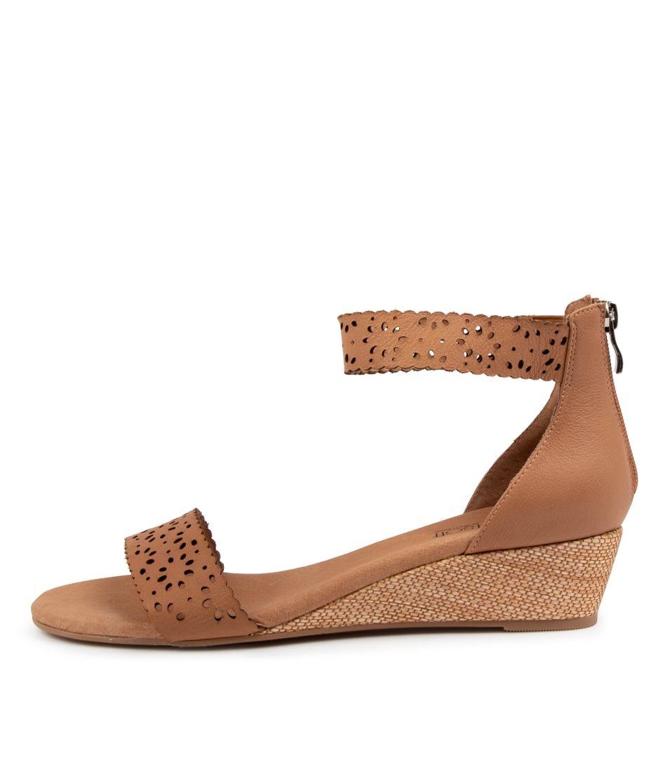 Buy Supersoft Kylee Su Tan Heeled Sandals online with free shipping