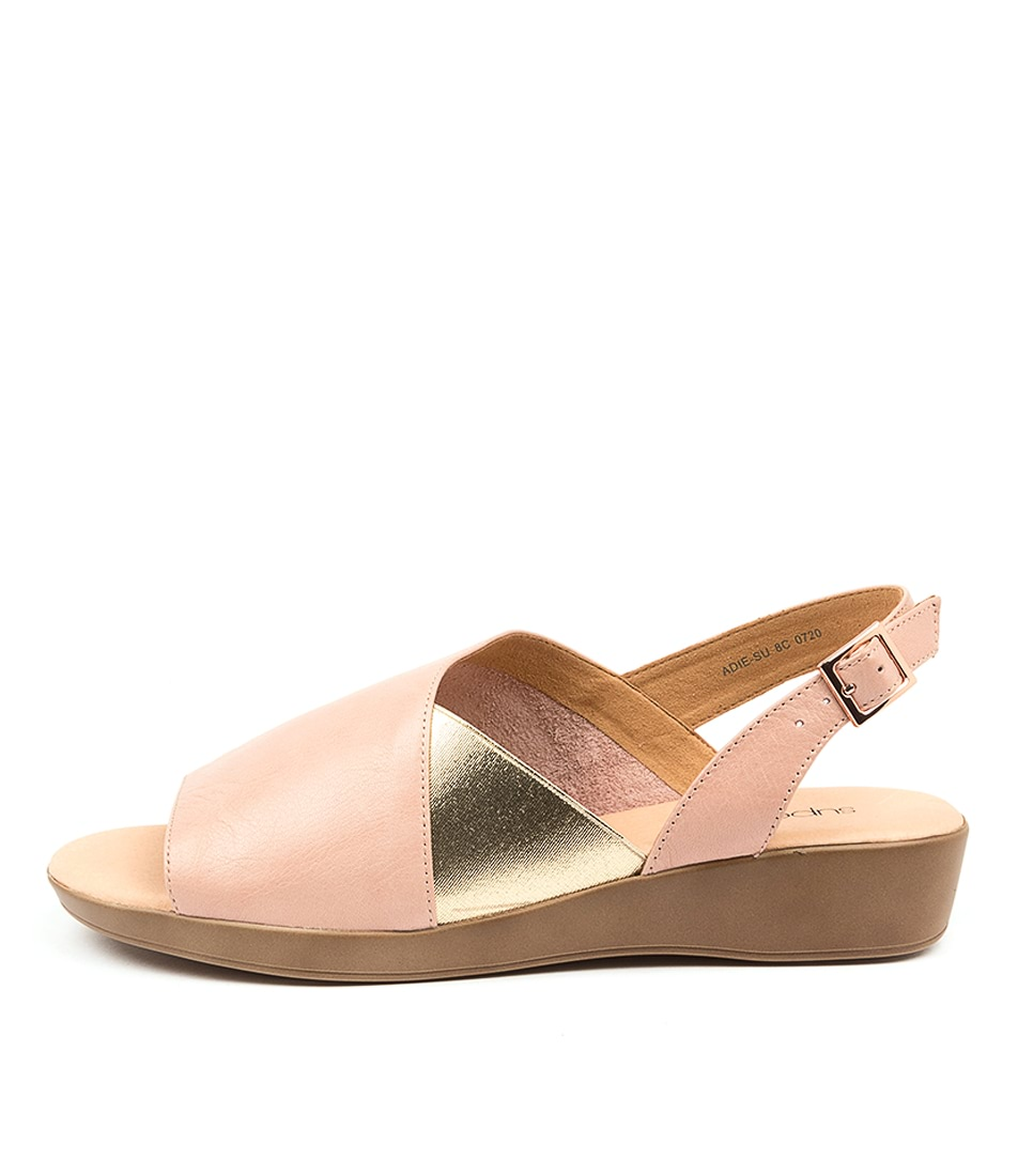Buy Supersoft Adie Su Blush Sandals Flat Sandals online with free shipping