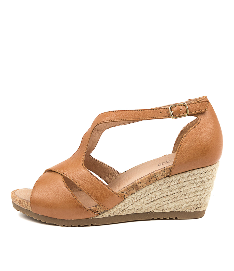 Buy Supersoft Adal Su TanHeeled Sandals online with free shipping