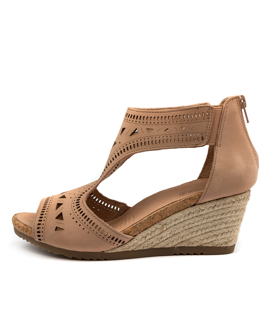 Buy Supersoft Alain Su Nude Heeled Sandals online with free shipping