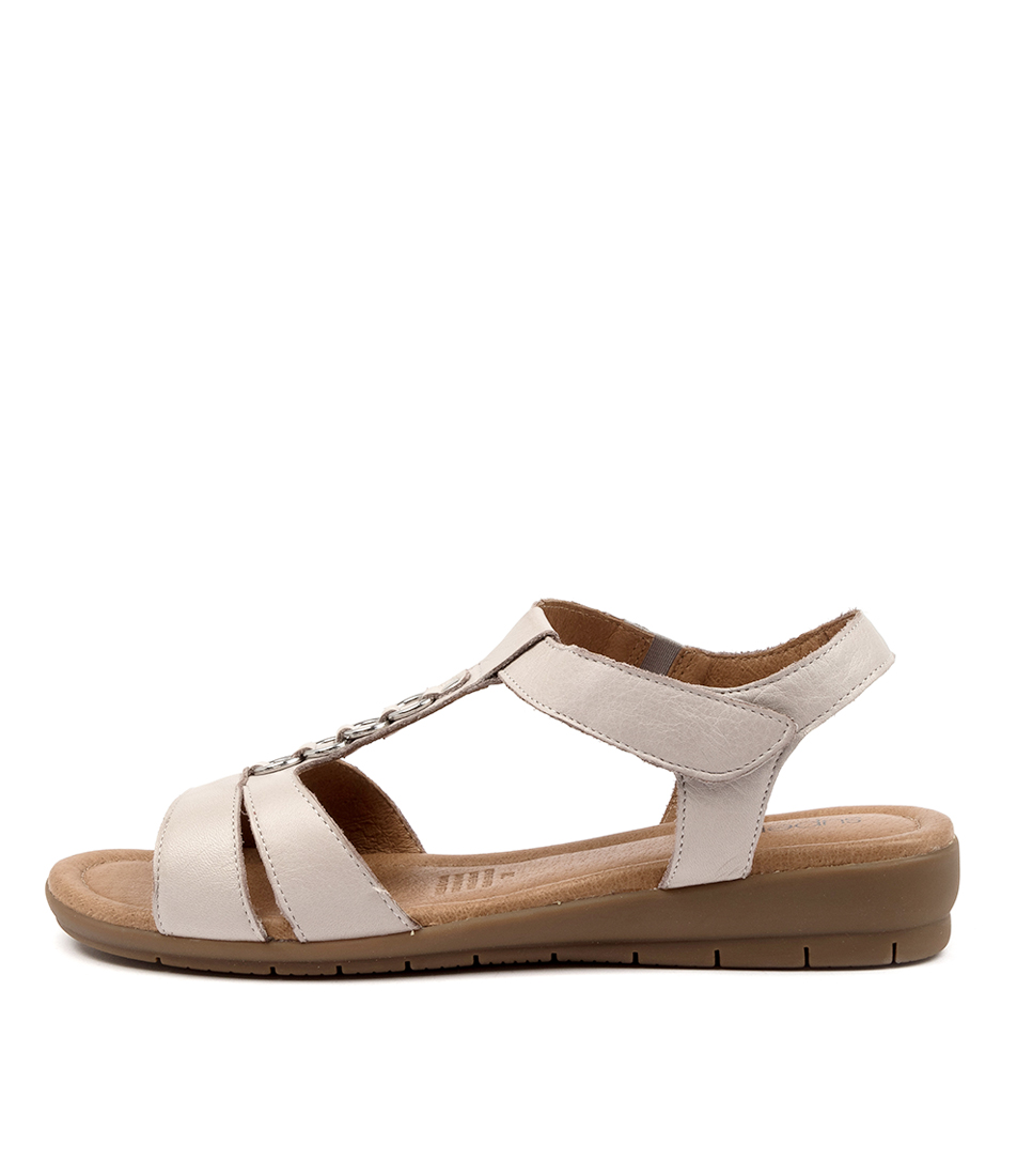 Buy Supersoft Frankie Su Stone Flat Sandals online with free shipping