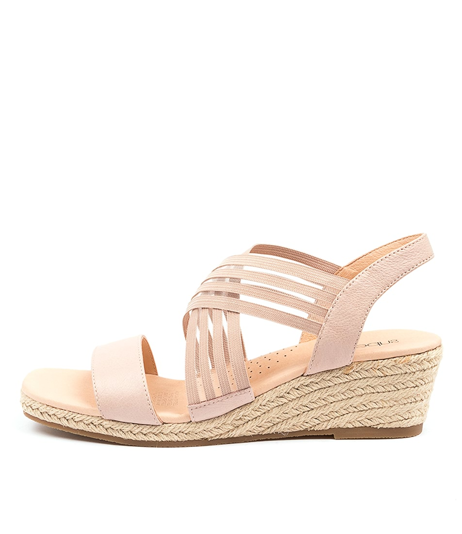 Buy Supersoft Zola Su Blush Heeled Sandals online with free shipping