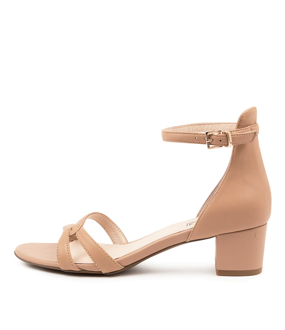 Buy Supersoft Cannie Su Nude Heeled Sandals online with free shipping