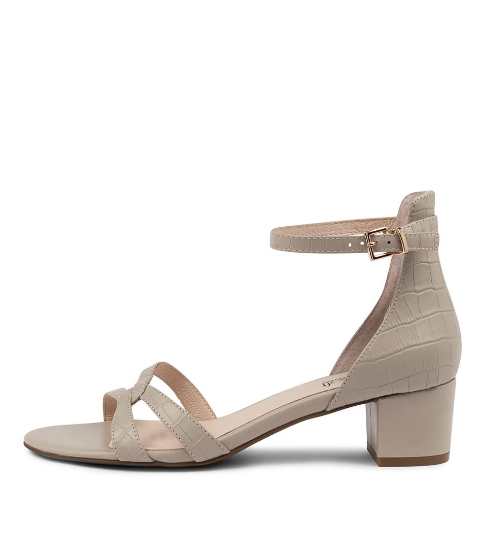 Buy Supersoft Cannie Su Stone Heeled Sandals online with free shipping