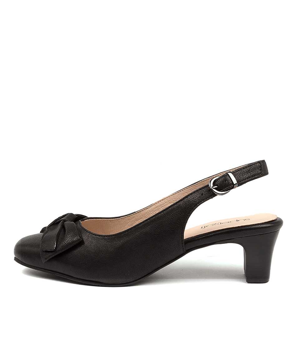 Buy Supersoft Mirabelle Su Black High Heels online with free shipping