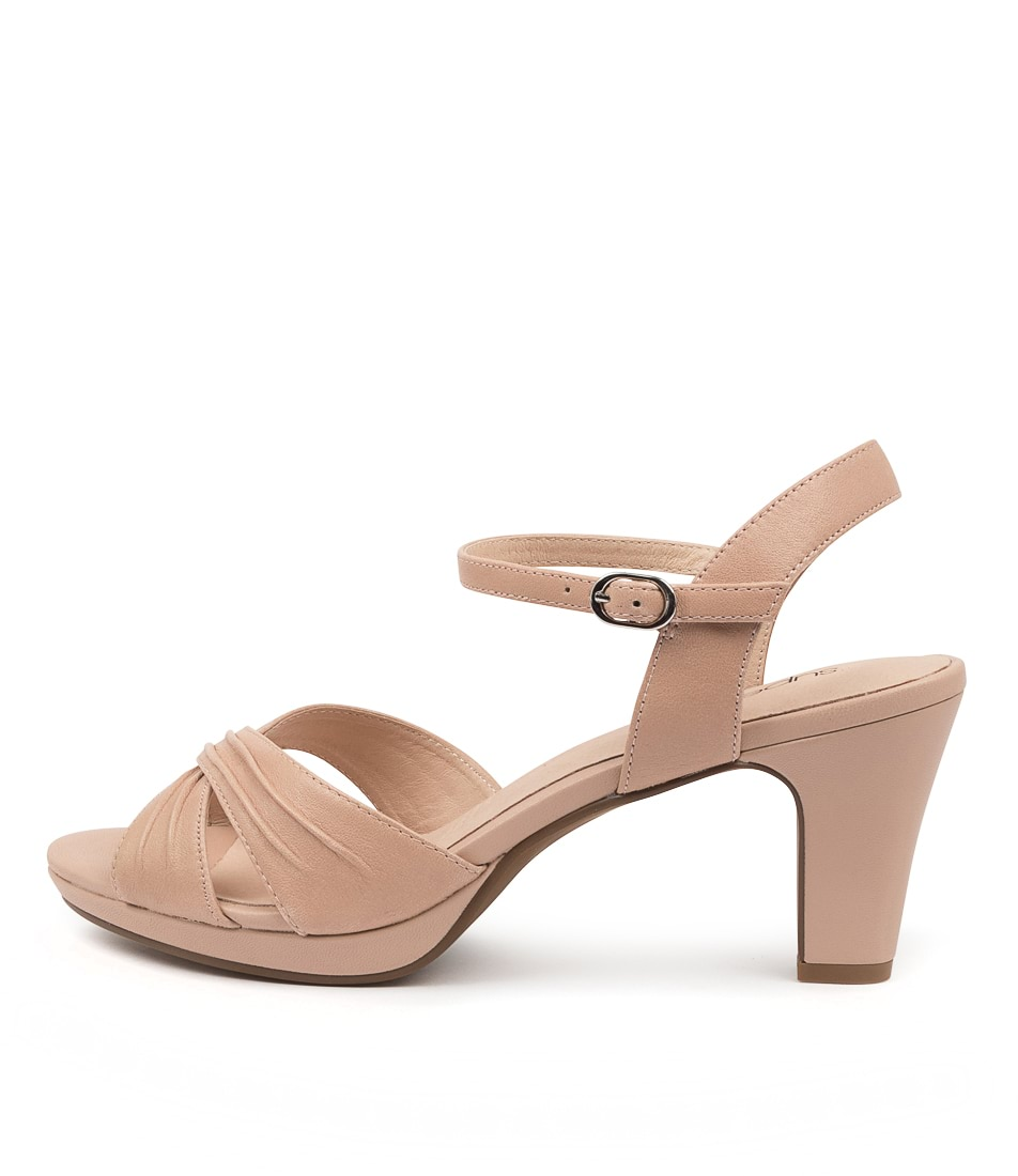 Buy Supersoft Sunny Su Blush Heeled Sandals online with free shipping
