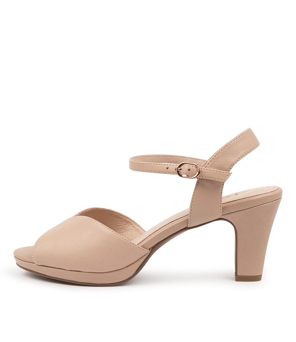 Buy Supersoft Sutton Su Blush MultiHeeled Sandals online with free shipping