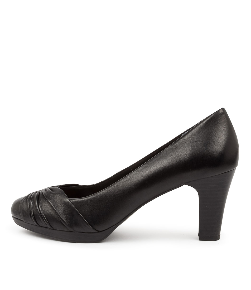 Buy Supersoft Sarita Su Black High Heels online with free shipping