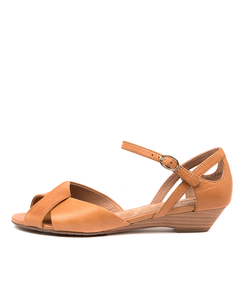 Buy Supersoft Brock Su Tan Heeled Sandals online with free shipping