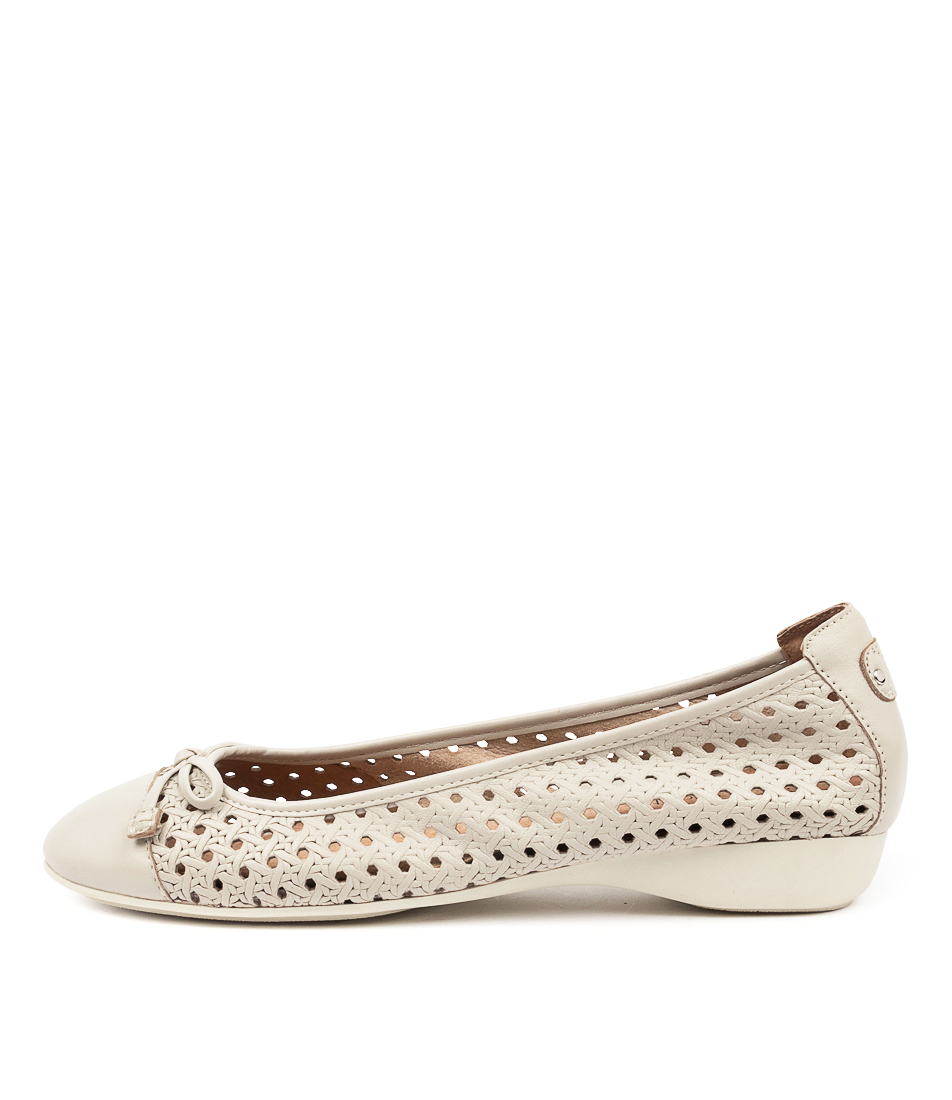 Buy Supersoft Elfrida Su Stone Flats online with free shipping