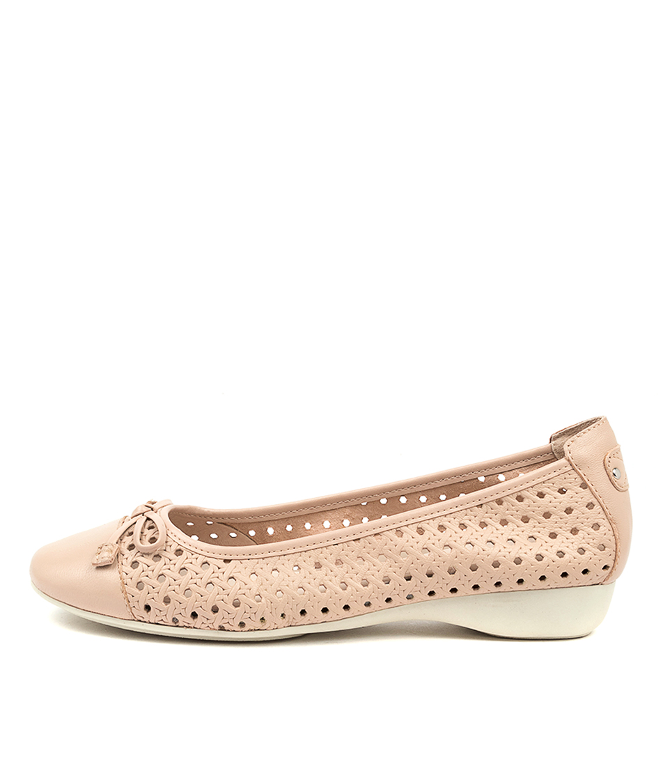 Buy Supersoft Elfrida Su Blush Flats online with free shipping
