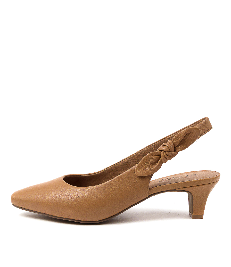 Buy Supersoft Lilybeth Su Tan High Heels online with free shipping