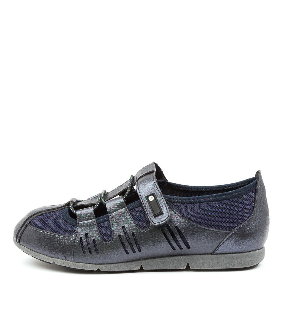 Buy Supersoft Salty Su Navy Sneakers online with free shipping