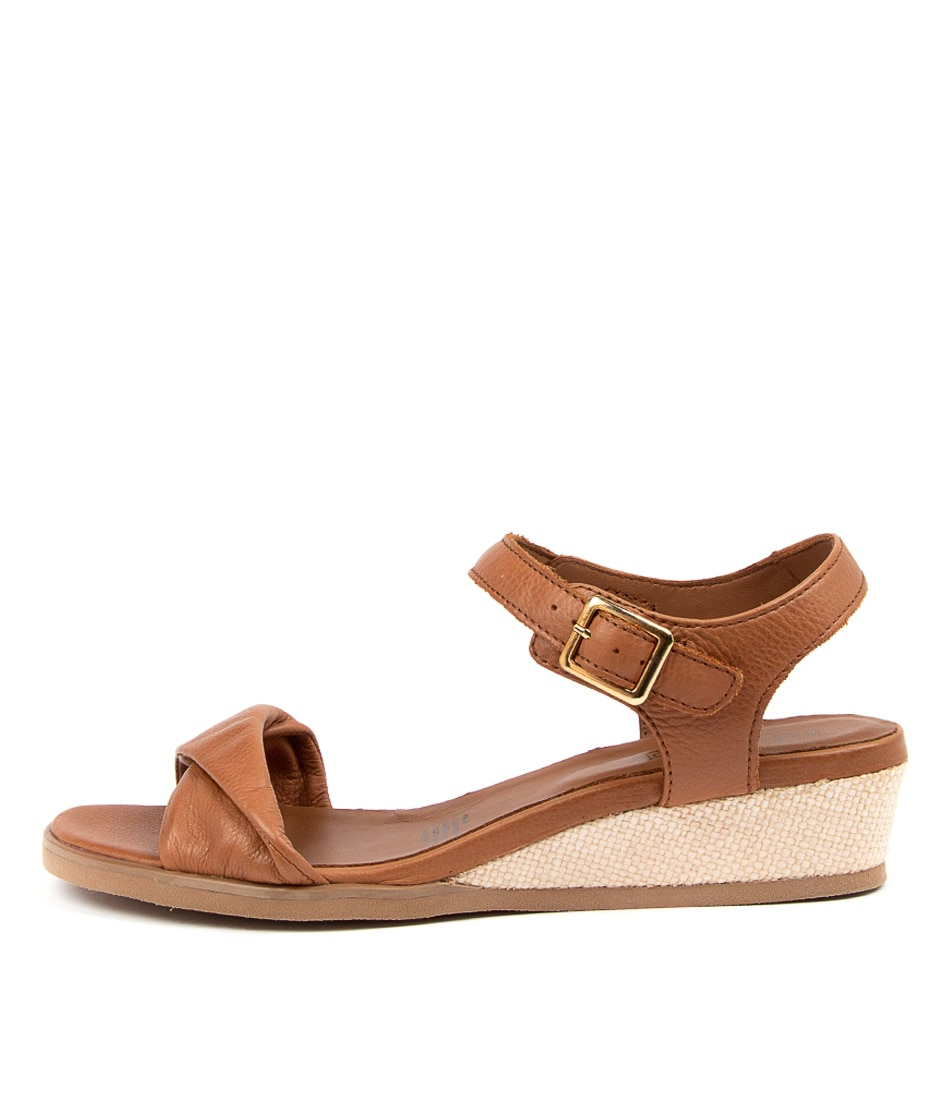 Buy Supersoft Afria Su Tan Tan Sole Heeled Sandals online with free shipping