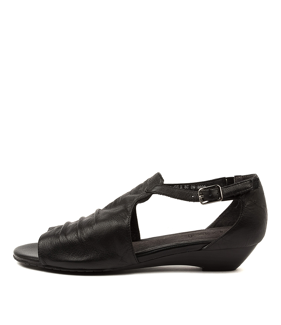 Buy Supersoft Babka Su Black Heeled Sandals online with free shipping