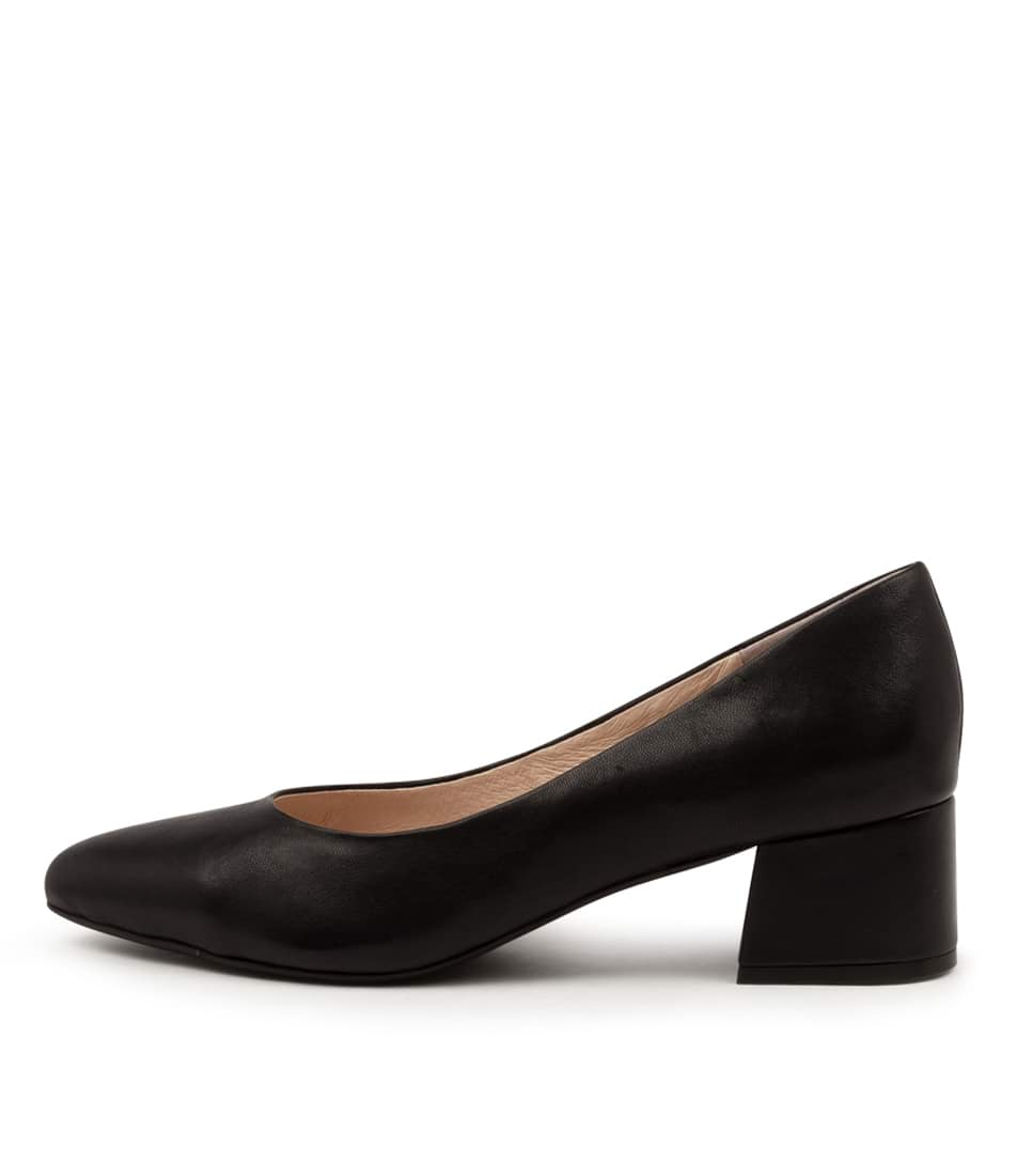 Buy Supersoft Monti Su Black High Heels online with free shipping