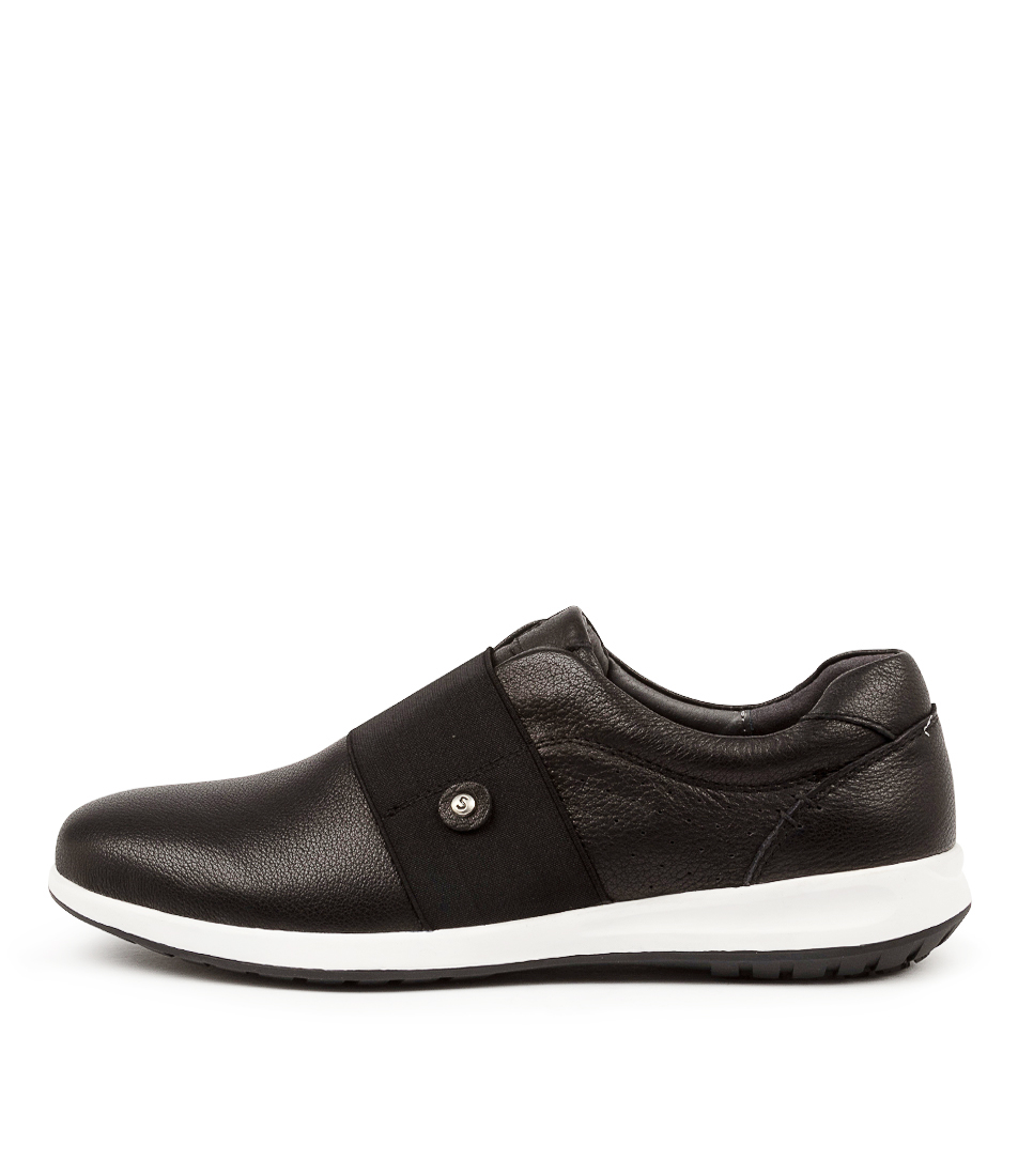 Buy Supersoft Friend Su Black Sneakers online with free shipping