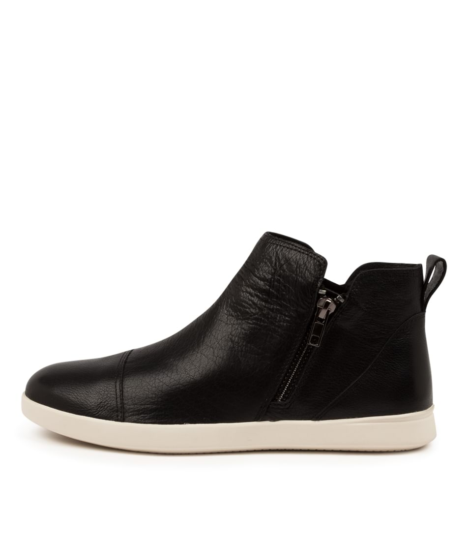Buy Supersoft Abbott Su Black Ankle Boots online with free shipping