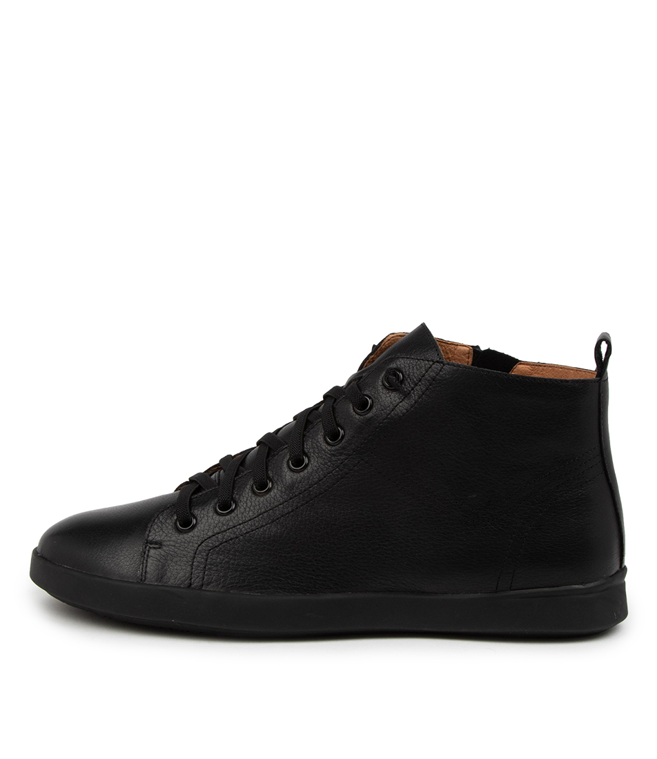 Buy Supersoft Adaira Su Black Sneakers online with free shipping