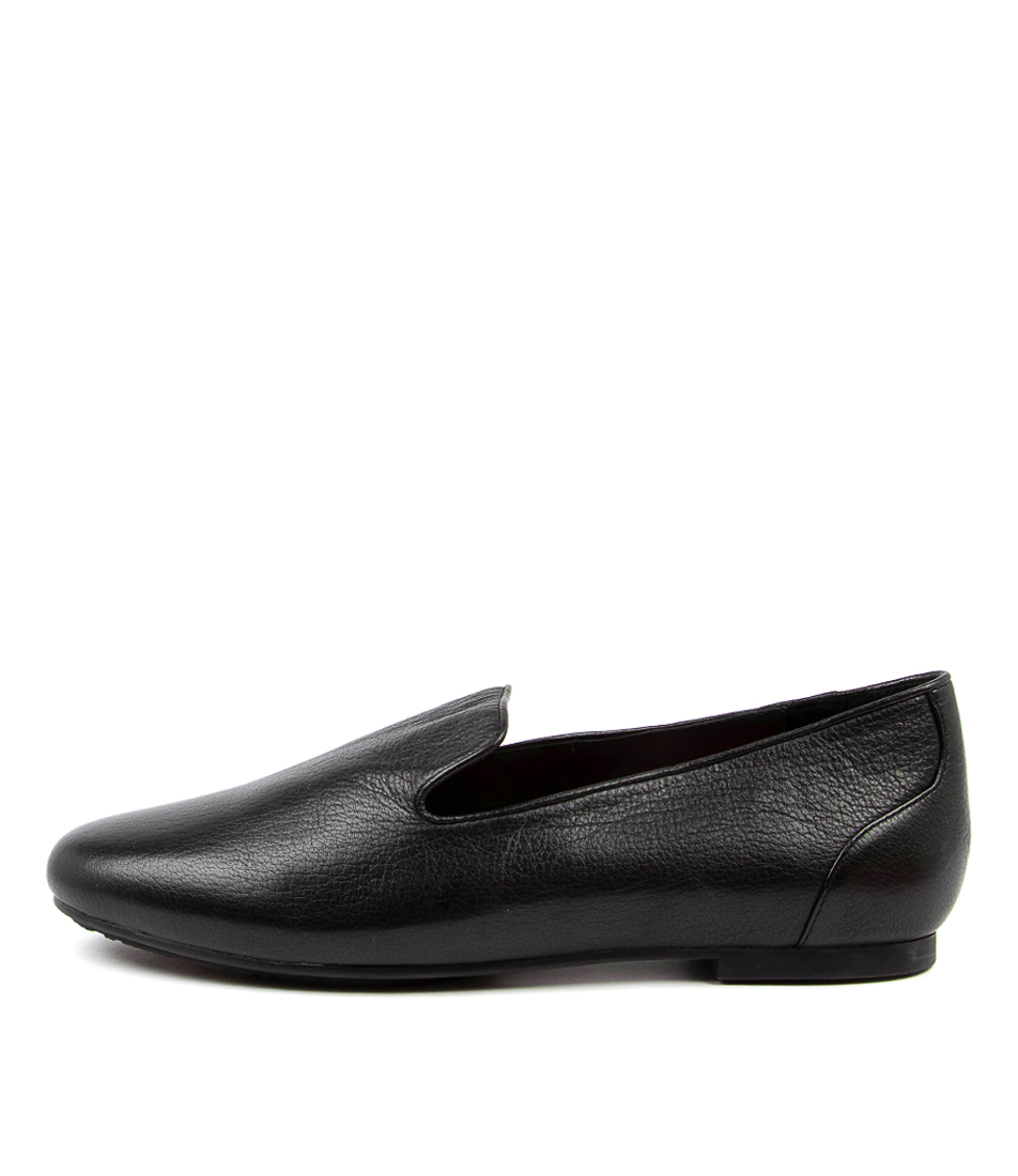 Buy Supersoft Gayla2 Su Black Flats online with free shipping