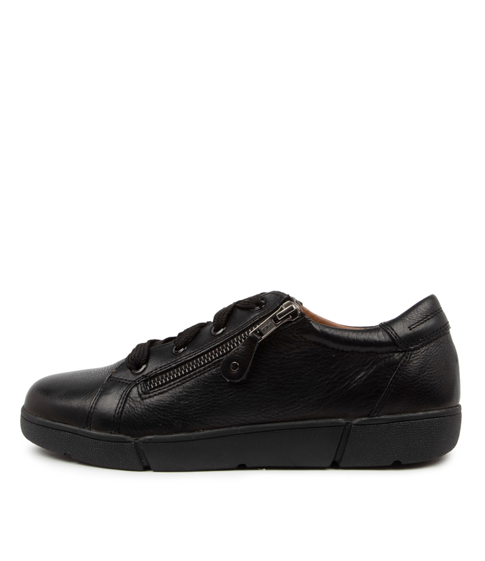 Buy Supersoft Allestree Su Black Sneakers online with free shipping
