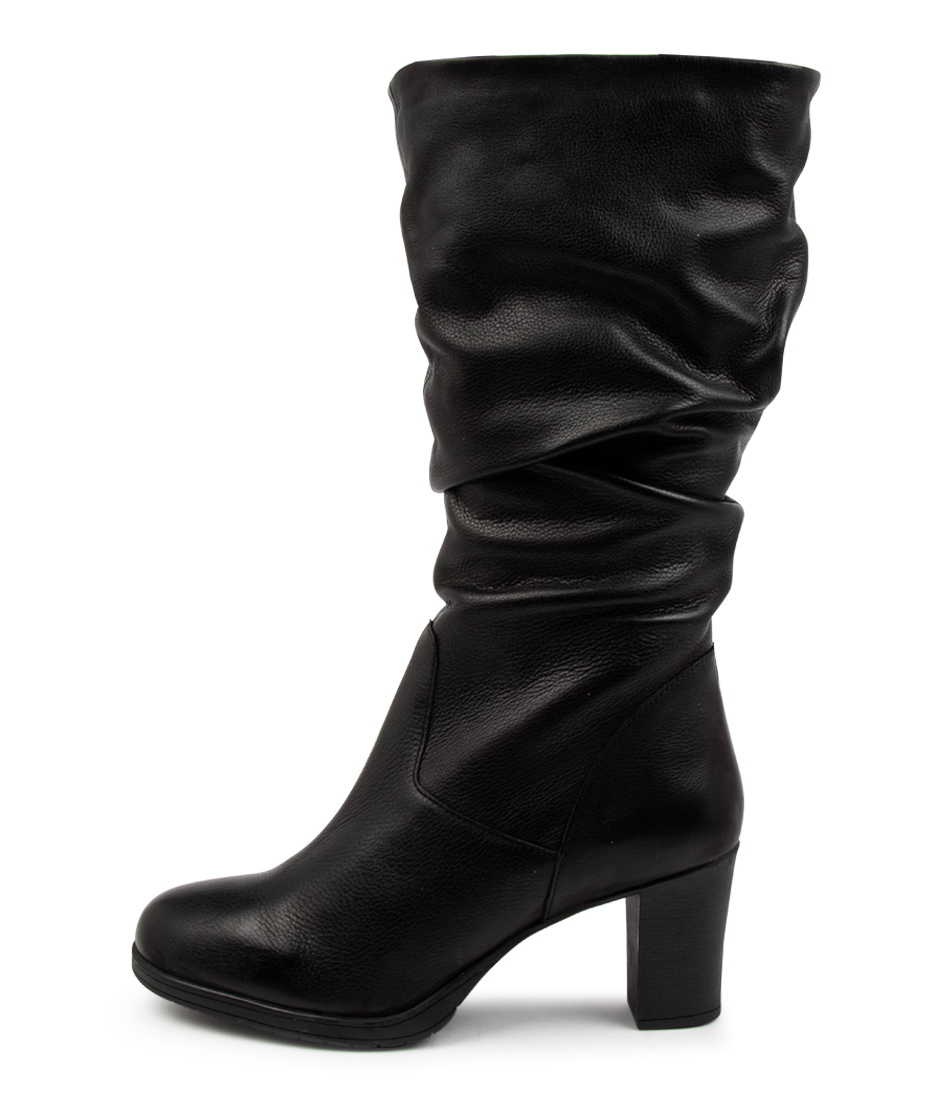 Buy Supersoft Barmah Su Black Calf Boots online with free shipping