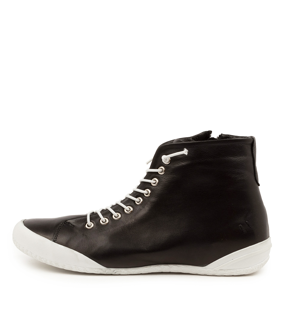 Buy Supersoft Roybye Su Black Ankle Boots online with free shipping