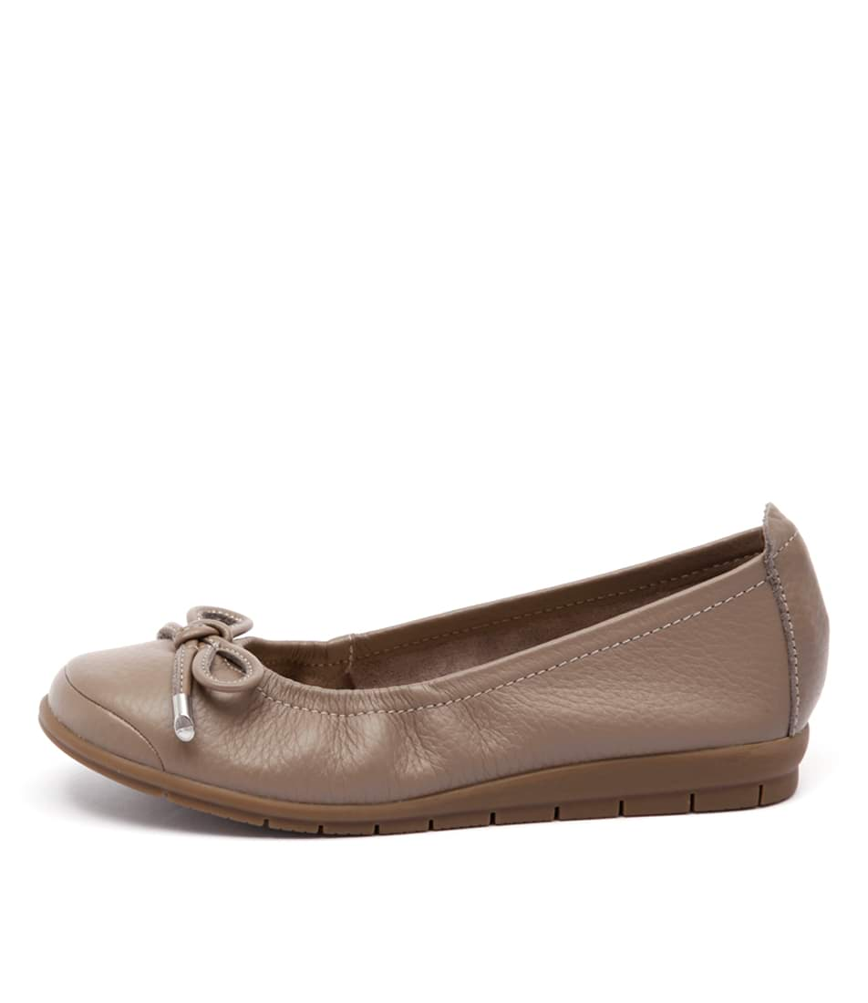 Supersoft Flex Light Taupe Shoes