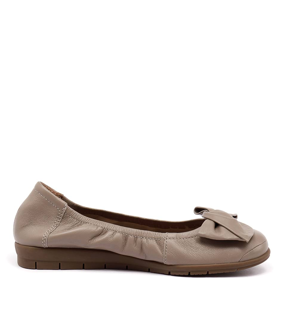 New Supersoft Fransisco Fawn Fawn Fawn Womens shoes Comfort shoes Flat e5d322