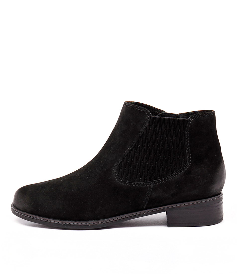 Supersoft Pavone Black Boots