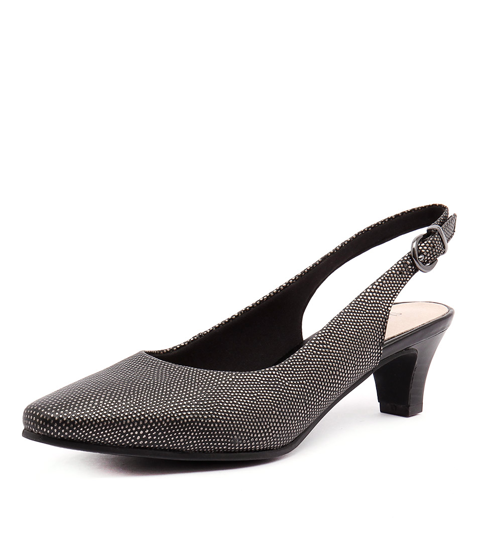 New Supersoft Linden Su Gunmetal Womens Shoes Casual Shoes