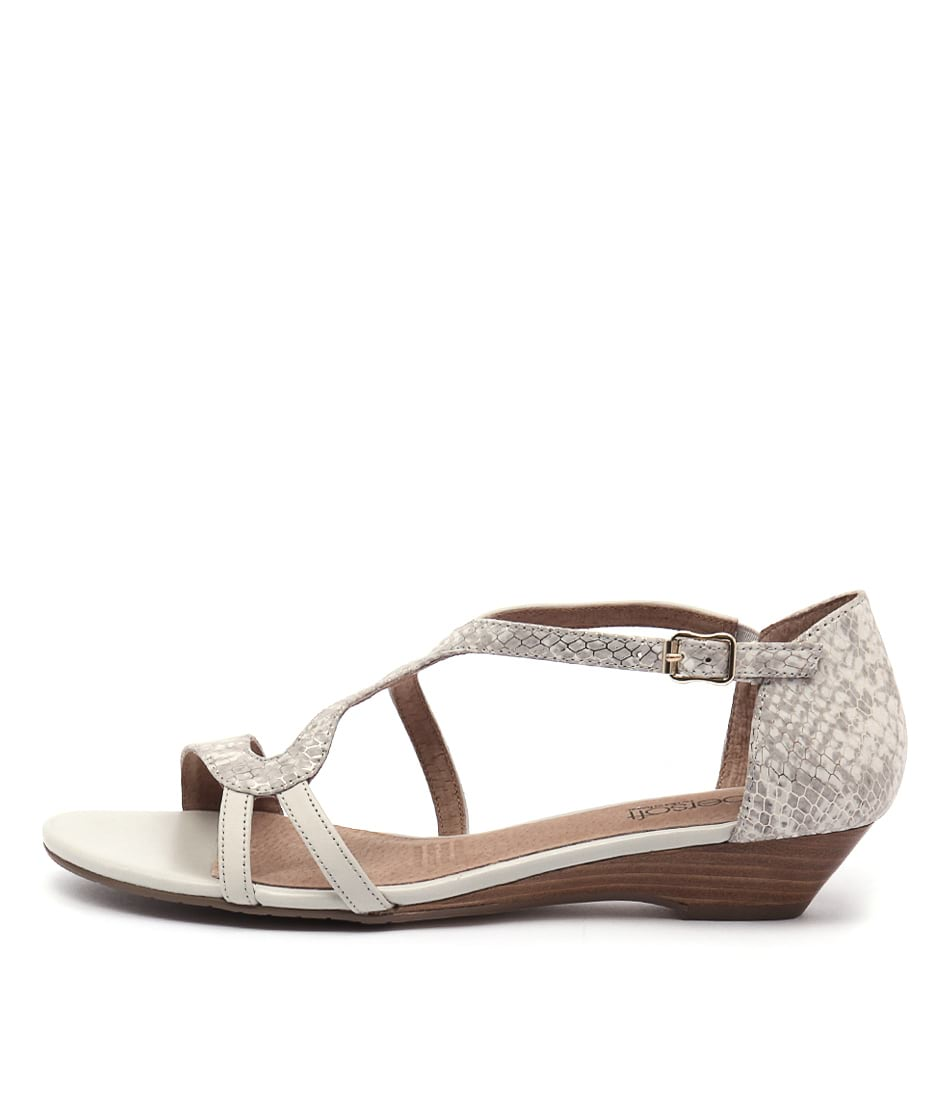 Supersoft Billy Su Stone Metallic Sandals