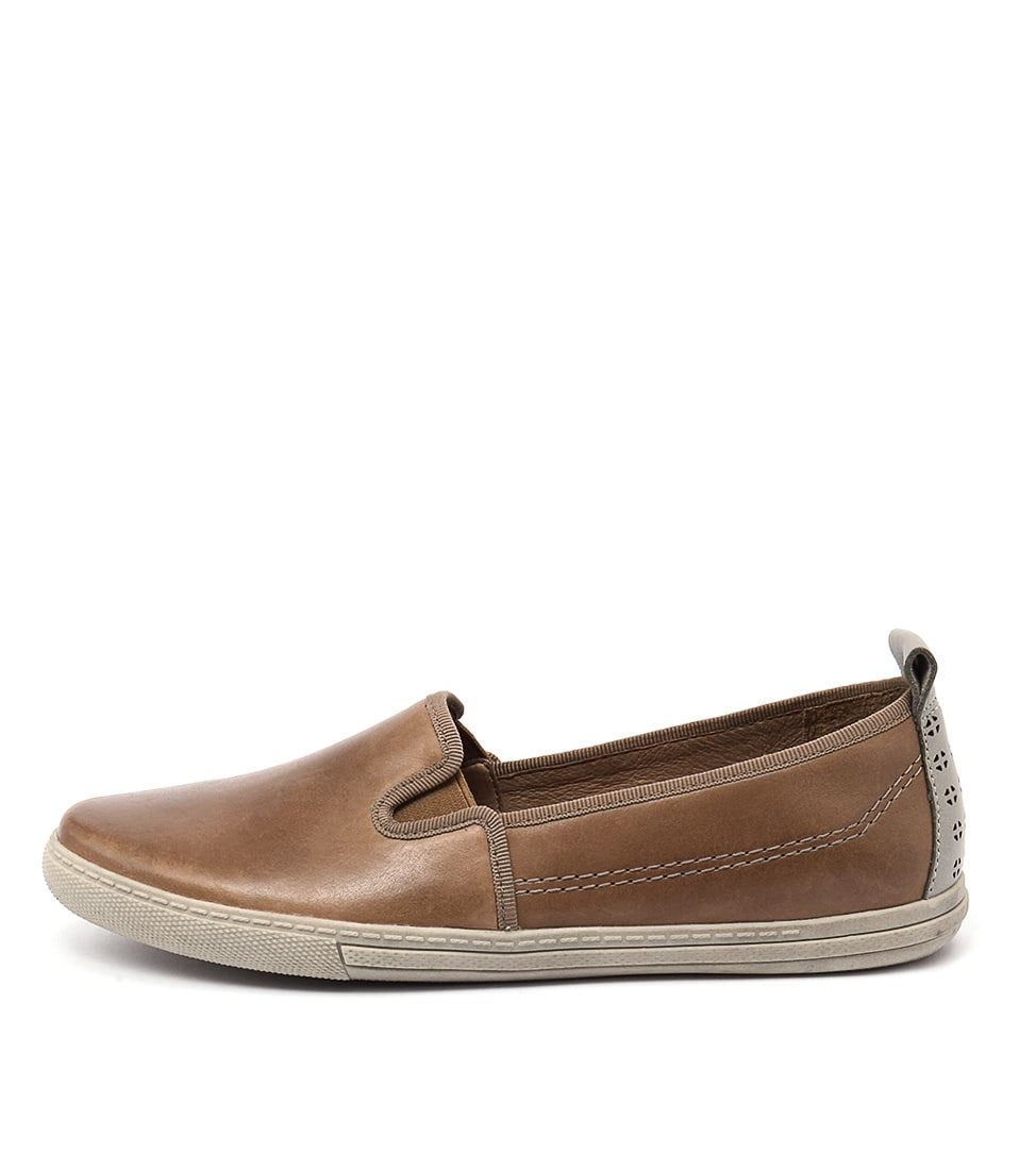 Supersoft Anakin Tan Platinum Shoes