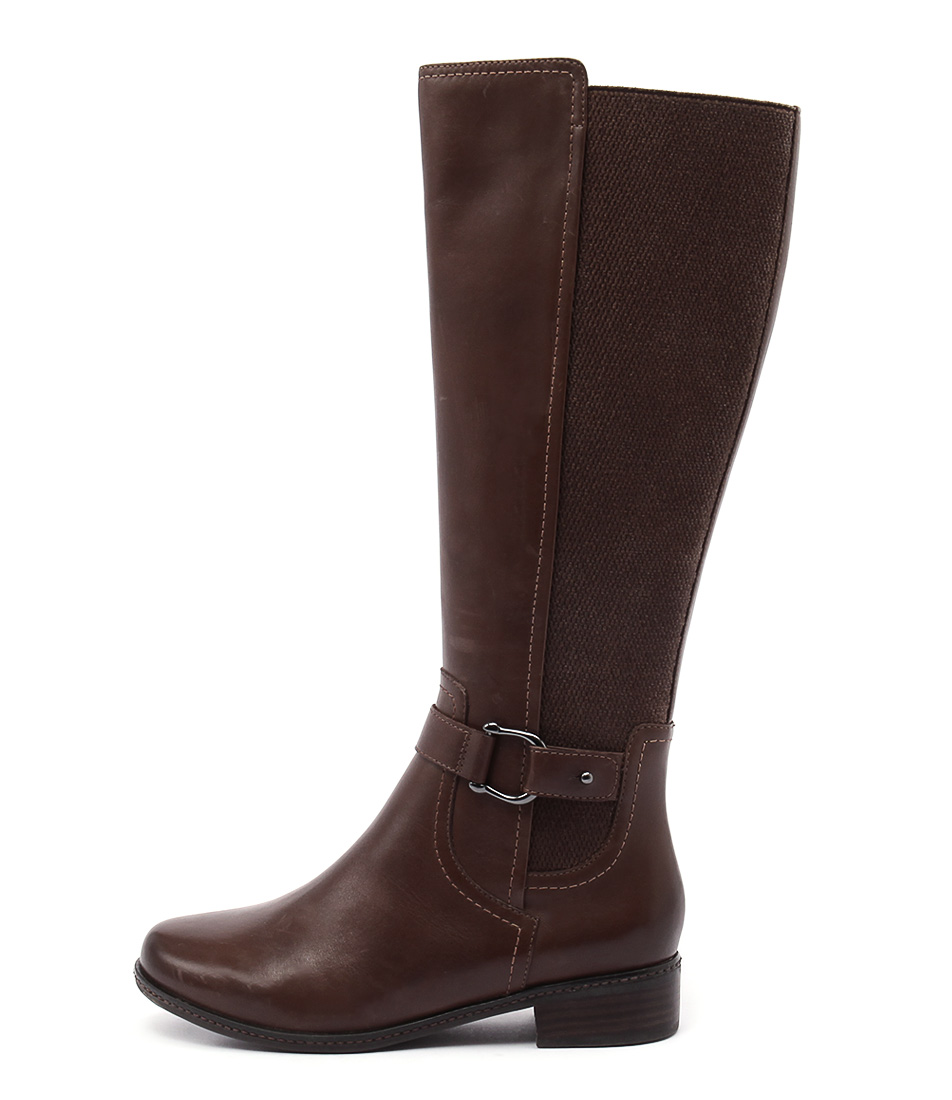 Supersoft Pellegrino Brown Long Boots