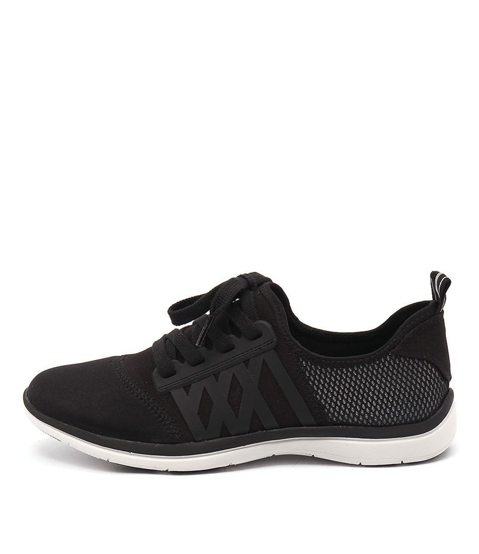 Supersoft Jairo Black Sneakers